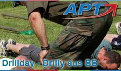 Drill-Day mit Drillinstructor aus Bigbrother