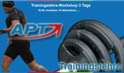 Trainingslehre-Workshop