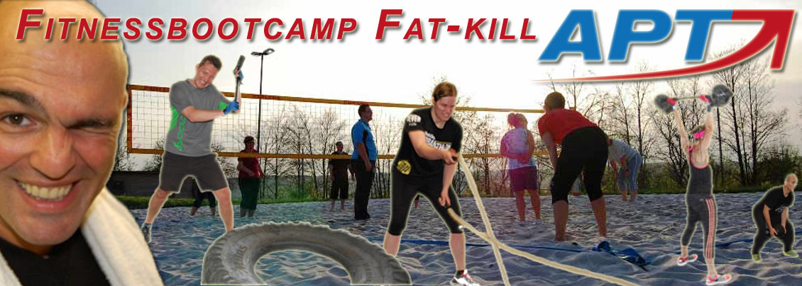 Fitnessbootcamp Fat-Kill von Aktiv Powertours